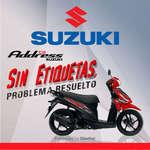 Ofertas de Suzuki Motos, Suzuki address