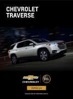 Ofertas de Chevrolet, Chevrolet Traverse