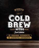 Ofertas de Juan Valdez, Nuevo Cold Brew