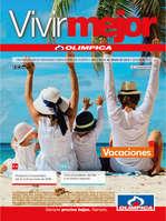 Ofertas de Super Droguerías Olímpica, Revista Vivir Mejor