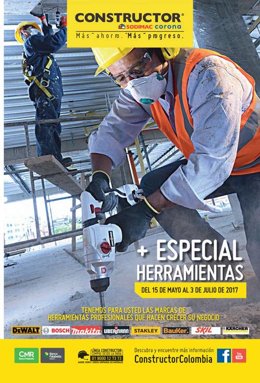 Ofertas de Constructor, Catálogo Especial Herramientas - Medellín