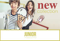 Nueva Colección - Junior masculino