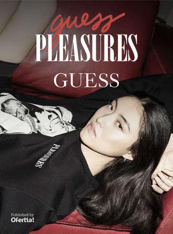 Ofertas de Guess, Guess Pleasures