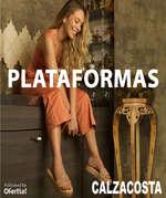 Ofertas de Calzacosta, Plataformas