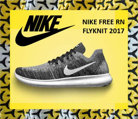 Ofertas de Nike Store, Nike Free RN Flyknit 2017