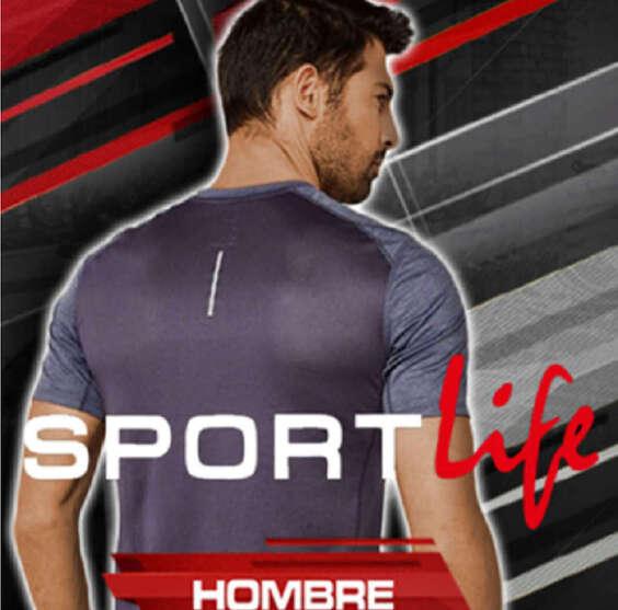 Ofertas de Sport Life, Sportlife Hombre