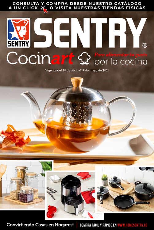 Ofertas de Home Sentry, Concinart