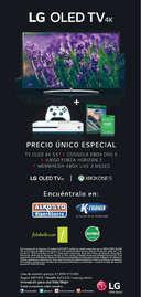 LG OLED TV 4K Precio único especial