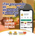 Ofertas de El Rendidor, El Rendidor App