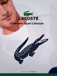 Lacoste sport lifestyle