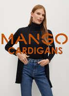 Ofertas de Mango, Cardigans