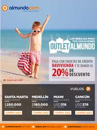 La rebajas para tus vacaciones Outlet Almundo
