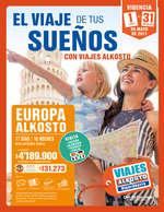 Ofertas de Alkosto, El viaje de sus sueños con Viajes Alkosto