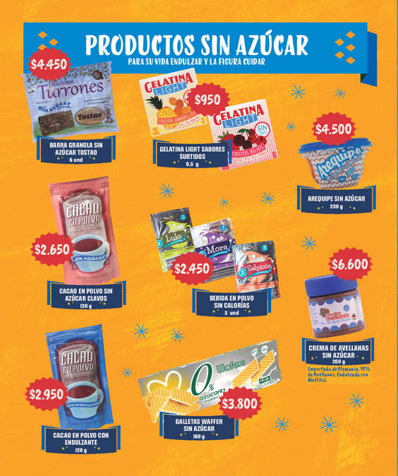 Ofertas de Mercadería Justo & Bueno, ¡A Mercar Con Gusto!