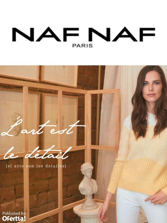 Ofertas de Naf Naf, El Arte Son Los Detalles