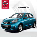 Ofertas de Nissan, March