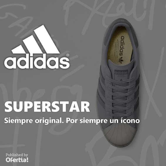Ofertas de Adidas, Adidas Superstar