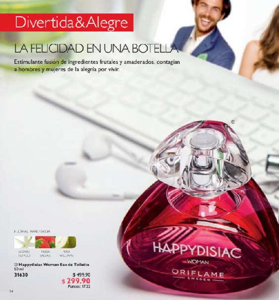 Ofertas de Oriflame, Enrique Iglesias Deeply Yours, la esencia de la atracción - Campaña 13 de 2017