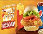 Ofertas de Presto, Pollo Crispy