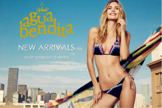 Ofertas de Agua Bendita, New Arrivals - Shop Midnight Garden