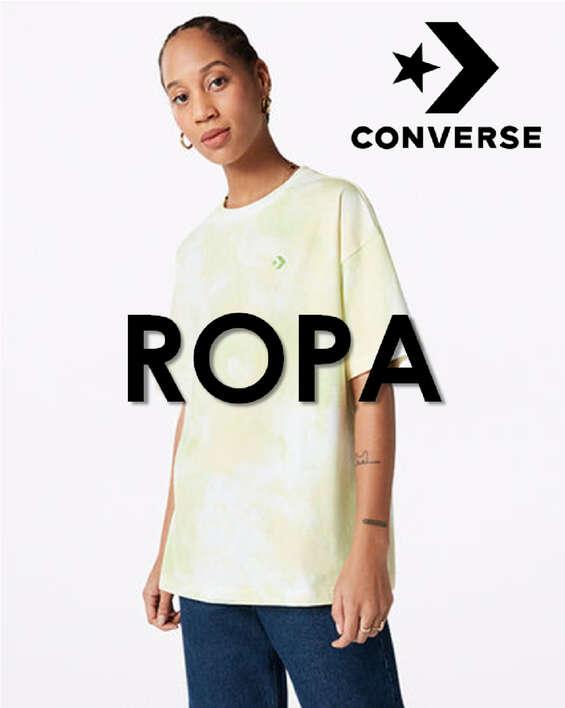 Ofertas de Converse, Ropa Converse