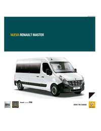 Nueva Renault Master