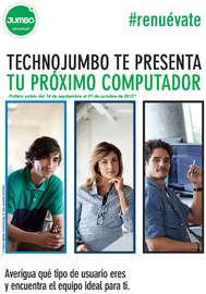TechnoJumbo te presenta tu próximo computador