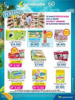 Ofertas de Supermercados Colsubsidio, Pensando en ti