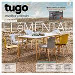 Ofertas de Tugó, Catálogo Mayo 2017 - Nueva tendencia Elémental
