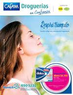 Ofertas de Droguerías Cafam, Catálogo Droguerías Cafam - Respira tranquilo, puedes evitar una enfermedad respiratoria