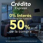 Ofertas de Muebles y Accesorios, Crédito Express