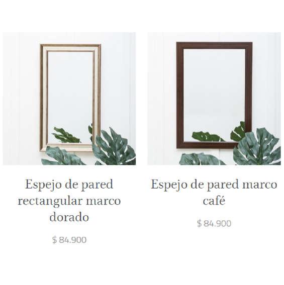 Comprar espejos grandes en bogot tiendas y promociones for Espejos grandes de pared baratos