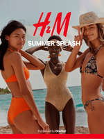 Ofertas de H&M, H&M summer splash