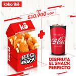 Ofertas de Kokoriko, Kokori Snack