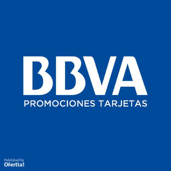 Ofertas de BBVA, BBVA_Promociones Tarjetas