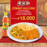 Ofertas de PPC, Combo Valluno