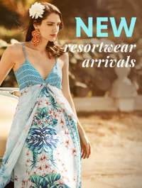 New resortwear collection