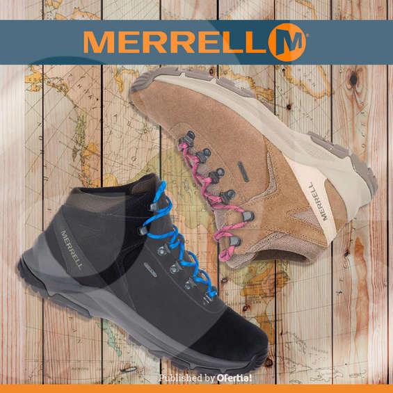 zapatos merrell colombia precios oficial
