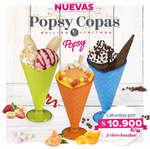 Ofertas de Helados Popsy, Copas Popsy