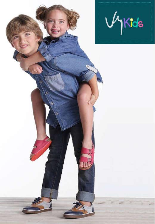 Ofertas de Vélez, Vélez Kids