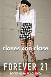 Looks para el colegio - Clases con clase
