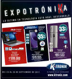 Ofertas de KTronix, Expotrónika, lo último en tecnología está aquí - Villavicencio