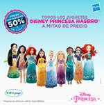 Ofertas de Pepe Ganga, Todos los juguetes Disney Princesa Hasbro a mitad de precio