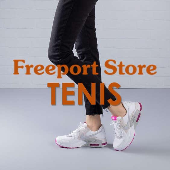 Ofertas de Freeport Store, Tenis