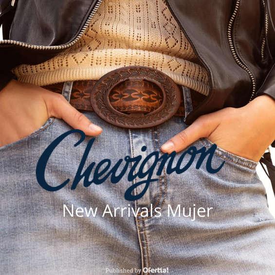 Ofertas de Chevignon, New Arrivals Mujer