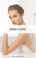 Ofertas de Rosa Clará, Colección Novias 2017