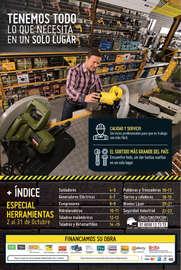 Catálogo Especial Herramientas - Bucaramanga