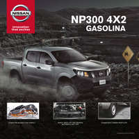 NP300Frontier Gasolina