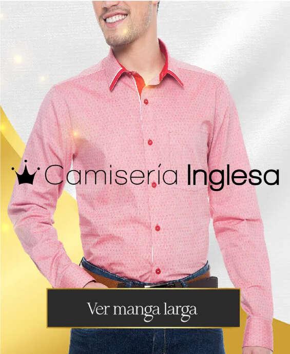 Ofertas de Camisería Inglesa, Camisas
